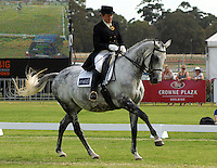 Australian International 3 Day Event 2011: Dressage