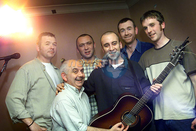 The Judge Brothers who played in McHugh's on Saturday night..Picture: Paul Mohan/Newsfile