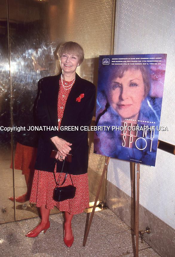 Joanne Woodward By Jonathan Green