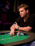 Heads Up: Christopher DeMaci dwindling chip stack