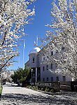 The Legislative Building in Carson City, Nev., on Wednesday, April 10, 2013. .Photo by Cathleen Allison
