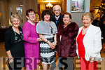 Enjoying the Thanksgiving Dinner at The Rose Hotel, Tralee, on Thursday, November 23rd last, were l-r: Mary McCarthy, Kathleen McMullen, Theresa Lehane, Kay Long, Michael Long and Kitty Morrissey, all from Tralee,