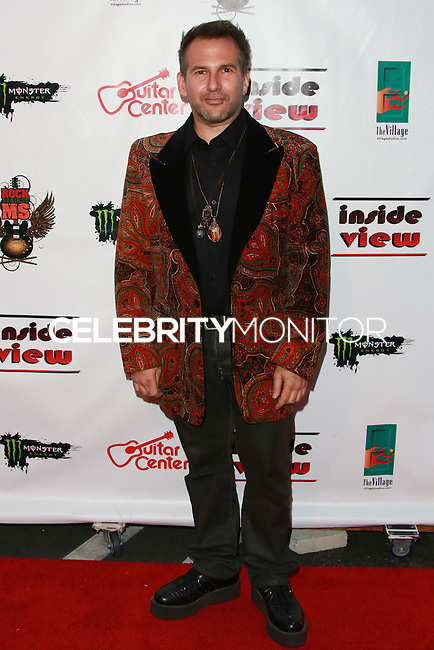 LOS ANGELES, CA, USA - OCTOBER 26: Joey Feldman arrives at An Evening Of Art With Billy Morrison And Joey Feldman Benefiting The Rock Against MS Foundation held at Village Studios on October 26, 2014 in Los Angeles, California. (Photo by David Acosta/Celebrity Monitor)