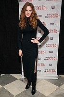"""NEW YORK - FEBRUARY 13:  Rachelle Lefevre attends a screening of FOX's """"Proven Innocent"""" at The Paley Center for Media on February 13, 2019 in New York City. (Photo by Ben Hider/Fox/PictureGroup)"""