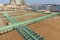 Boathouse at Canal Dock Phase II   State Project #92-570/92-674 Construction Progress Photo Documentation No. 05 on 17 November 2016. Image No. 29