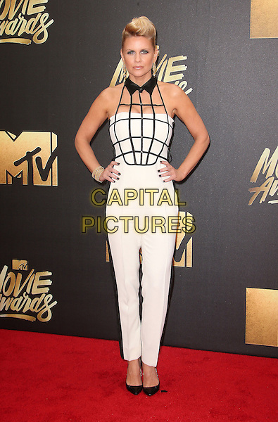 09 April 2016 - Burbank, California - Carrie Keagan. 2016 MTV Movie Awards held at Warner Bros. Studios. <br /> CAP/ADM/SAM<br /> &copy;SAM/ADM/Capital Pictures