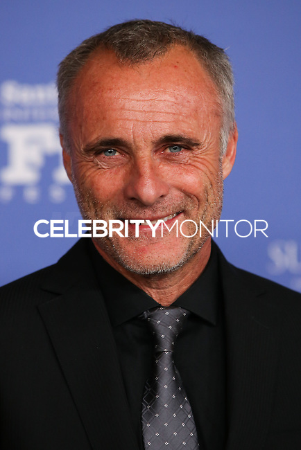 SANTA BARBARA, CA - FEBRUARY 07: Timothy V. Murphy at the 29th Santa Barbara International Film Festival - Robert Redford Honored With The American Riviera Award held at the Arlington Theatre on February 7, 2014 in Santa Barbara, California. (Photo by Xavier Collin/Celebrity Monitor)
