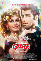 Grease (1978) <br /> POSTER ART<br /> *Filmstill - Editorial Use Only*<br /> CAP/MFS<br /> Image supplied by Capital Pictures