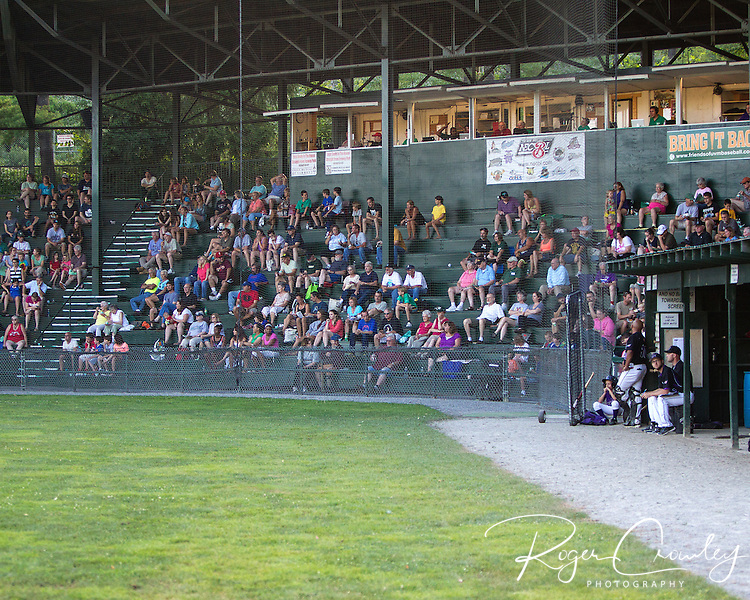 The Vermont Mountaineers lost to the Keene Swamp Bats on Saturday night 4-3 at Recreation Field in a ten inning NECBL game.