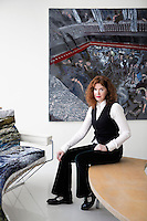 Ena Swansea portrait Artist