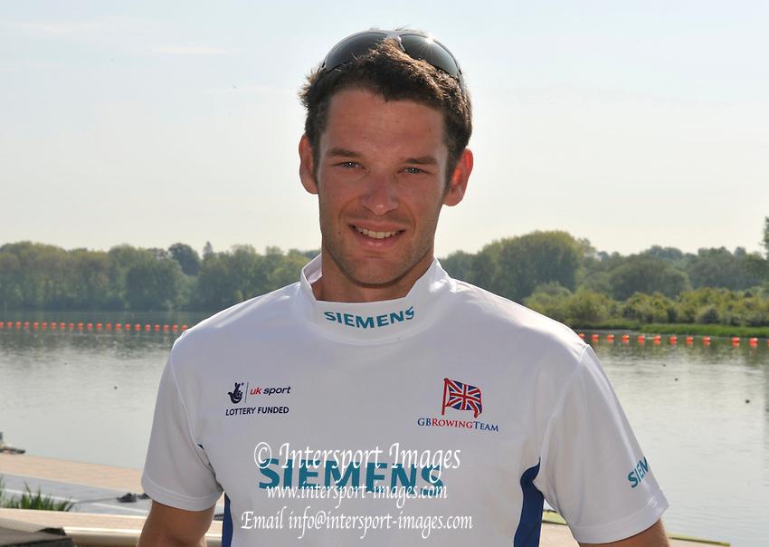 Caversham, Great Britain,   Chris BARTLEY. GB Rowing media day, GB Rowing Training Centre, Caversham. Tuesday,  18/05/2010 [Mandatory Credit. Peter Spurrier/Intersport Images]