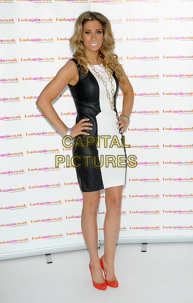 LONDON, UK - FEBRUARY 26 - Stacey Solomon.<br /> X Factor singer and TV personality star is revealed as the face of Lookagain.co.uk, at Vanilla, Great Titchfield Street, London on Wednesday, February 26, 2014. <br /> CAP/CJ<br /> &copy;Chris Joseph/Capital Pictures