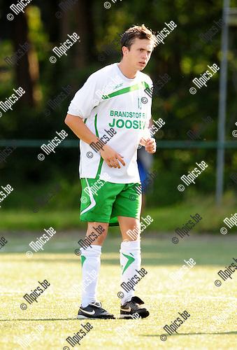 2014-07-26 / Voetbal / seizoen 2014-2015 / KFC Excelsior Kaart / Sil Boeykens<br /><br />Foto: mpics.be
