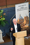 David Walsh at the Sheldonian Theatre during the Sunday Times Oxford Literary Festival, UK, 16 - 24 March 2013.<br />