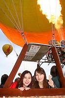 20160209 09 February Hot Air Balloon Cairns