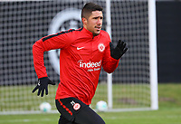 Slobodan Medojevic (Eintracht Frankfurt) - 29.12.2017: Eintracht Frankfurt Training, Commerzbank Arena