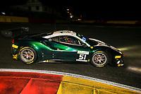#51 AF CORSE ITA FERRARI 488 GT3 PRO AM CUP DUNCAN CAMERON (GBR) RINO MASTRONARDI (ITA) MATT GRIFFIN (IRL) AARON SCOTT (GBR)