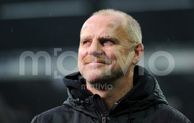 FUSSBALL   1. BUNDESLIGA    SAISON 2012/2013    12. Spieltag   SV Werder Bremen - Fortuna Duesseldorf               18.11.2012 Trainer Thomas Schaaf (SV Werder Bremen)