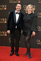 APR 08 The Olivier Awards 2018