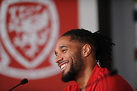 2018 10 10 Wales Traning and Press Conference, Principality Stadium, Cardiff, South Wales, UK.