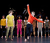 National Youth Dance Company / Michael Keegan-Dolan<br /> World Premier of <br /> In - Nocentes <br /> Sadler&rsquo;s Wells, London, Great Britain <br /> Press photocall<br /> 6th April 2016 <br /> <br /> <br /> In - Nocentes, the new work by Sadler&rsquo;s Wells Associate Artist Michael Keegan-Dolan. <br /> <br /> <br /> The world premiere of the production is on Thursday 7 April at Sadler&rsquo;s Wells, followed by a national tour to seven locations in June and July. <br /> <br /> <br /> DANCERS<br /> <br /> Lucia Fortune-Ely<br /> Isis Clunie<br /> Noga Inspector <br /> Arthur Clayton<br /> Rose Lewis<br /> Alex Henderson <br /> Olivia Doyle <br /> Chad Williams <br /> Daniel Nattrass<br /> Dominic Mcainsh<br /> Jessica Nixon<br /> Ethan Nott<br /> Blue Makwana<br /> George Williams<br /> Ethan Joseph<br /> Molly Walker<br /> Amie Hibert<br /> Chris Pilbeam<br /> Christian Griffin <br /> Chris Hicks<br /> Tre Usoro-Williams<br /> Taitlyn Jaiyeola<br /> Monique Ademilola<br /> David Prempeh<br /> Kaylee Jaiyeola<br /> Jackson Shallcross-Platt<br /> Kennedy Muntanga<br /> Ben Todd-Jones<br /> Rachel Harrison<br /> Jasmine Bayes<br /> Niamh Keeling<br /> Jasmine Norton<br /> Tommy Hodgkins <br /> Jamie Buchanan<br /> Bar Groisman<br /> Hallam Wood <br /> Kia Skilbeck<br /> John-William Watson<br /> Tomas Brennan<br /> Iona McGuire <br /> <br /> <br /> Photograph by Elliott Franks <br /> Image licensed to Elliott Franks Photography Services