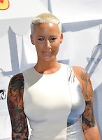 Amber Rose at the 2015 MTV Movie Awards at the Nokia Theatre LA Live.<br /> April 12, 2015  Los Angeles, CA<br /> Picture: Paul Smith / Featureflash