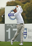 SUZHOU, CHINA - APRIL 18:  Mikko Ilonen of Finland tees off on the 17th hole during the Round Four of the Volvo China Open on April 18, 2010 in Suzhou, China. Photo by Victor Fraile / The Power of Sport Images