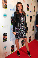 """MALIBU - OCT 21: Cindy Crawford at the """"Enter Miss Thang"""" Book Launch Party at Cafe Habana on October 21, 2013 in Malibu, California"""