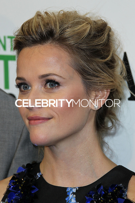 SANTA MONICA, CA, USA - MARCH 01: Reese Witherspoon in the press room during the 2014 Film Independent Spirit Awards held at Santa Monica Beach on March 1, 2014 in Santa Monica, California, United States. (Photo by Xavier Collin/Celebrity Monitor)