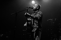 Matt Gresham performs ahead of James Arthur in his 2017 'Back from the Edge' tour at the O2 Shepherds Bush Empire, London, England on 20 March 2017. Photo by David Horn/PRiME Media Images.