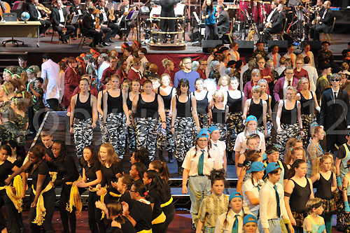 Theatretrain 23rd September 2012  Licence To Thrill Royal Albert Hall