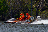 97-C and 1-W   (Outboard Hydroplanes)