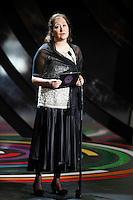 Marina Stavenhagen  during the 61st San Sebastian International Film Festival's opening ceremony, in San Sebastian, Spain. September 20, 2013. (ALTERPHOTOS/Victor Blanco) /NortePhoto