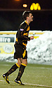 04/12/2010   Copyright  Pic : James Stewart.sct_jsp020_allao_v_peterhead  .:: KEVIN MCDONALD'S NAME IS UP IN LIGHTS AS HE CELEBRATES SCORING  ALLOA'S SECOND FROM THE SPOT ::.James Stewart Photography 19 Carronlea Drive, Falkirk. FK2 8DN      Vat Reg No. 607 6932 25.Telephone      : +44 (0)1324 570291 .Mobile              : +44 (0)7721 416997.E-mail  :  jim@jspa.co.uk.If you require further information then contact Jim Stewart on any of the numbers above.........
