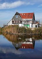 Nederland Zaandam 2018.   Nieuwbouw in Zaandam. Zaans Hout.   Foto Berlinda van Dam / Hollandse Hoogte