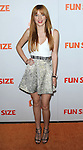 """Bella Thorne at the Los Angeles Premiere of """"Fun Size"""" held at Paramount Theater Los Angeles California October 25, 2012."""