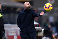 Cristian Bucchi<br /> Milano 13-1-2019 Stadio Giuseppe Meazza <br /> Football Italy Cup 2018/2019 Inter - Benevento <br /> Foto Image Sport  / Insidefoto