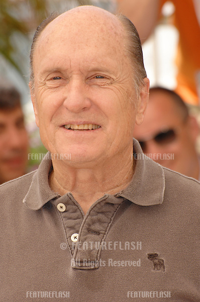"Robert Duvall at photocall for his new movie ""We Own the Night"" at the 60th Annual International Film Festival de Cannes..May 25, 2007  Cannes, France..© 2007 Paul Smith / Featureflash"