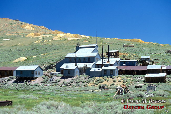Bodie Mill
