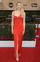 www.acepixs.com<br /> <br /> January 29 2017, LA<br /> <br /> Sophie Turner arriving at the 23rd Annual Screen Actors Guild Awards at The Shrine Expo Hall on January 29, 2017 in Los Angeles, California<br /> <br /> By Line: Peter West/ACE Pictures<br /> <br /> <br /> ACE Pictures Inc<br /> Tel: 6467670430<br /> Email: info@acepixs.com<br /> www.acepixs.com