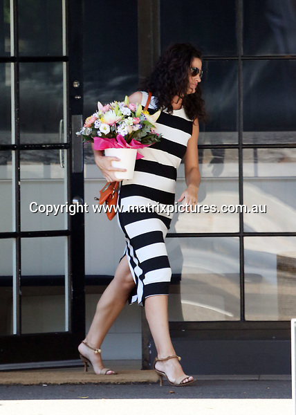 26 MARCH 2017 SYDNEY AUSTRALIA<br /> WWW.MATRIXPICTURES.COM.AU<br /> <br /> EXCLUSIVE PICTURES<br /> <br /> Sylvia Jeffreys pictured at Regatta Rose Bay after lunch with the ladies. <br /> <br /> <br /> Note: All editorial images subject to the following: For editorial use only. Additional clearance required for commercial, wireless, internet or promotional use.Images may not be altered or modified. Matrix Media Group makes no representations or warranties regarding names, trademarks or logos appearing in the images.