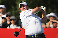 Shane Lowry (IRL) on the third day of the DUBAI WORLD CHAMPIONSHIP presented by DP World, Jumeirah Golf Estates, Dubai, United Arab Emirates.Picture Denise Cleary www.golffile.ie