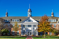 The prestigious Salisbury  School.