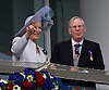 "PRINCESS MICHAEL OF KENT AND THE DUKE OF GLOUCESTER.watch the Epsom Derby.The Queen was joined at the Derby the signalled the start of her Diamond Jubilee Celebrations by,The Duke of Edinburgh, Prince Andrew, Princess Beatrice, Princess Eugenie, Prince Edward, Sophie,Countess of Wessex, Prince Michael and Princess Michael of Kent_02/06/2012.Mandatory credit photo: ©Dias/NEWSPIX INTERNATIONAL..(Failure to credit will incur a surcharge of 100% of reproduction fees)..                **ALL FEES PAYABLE TO: ""NEWSPIX INTERNATIONAL""**..IMMEDIATE CONFIRMATION OF USAGE REQUIRED:.DiasImages, 31a Chinnery Hill, Bishop's Stortford, ENGLAND CM23 3PS.Tel:+441279 324672  ; Fax: +441279656877.Mobile:  07775681153.e-mail: info@newspixinternational.co.uk"