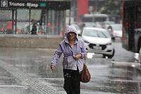 03.02.2020 - Chuva na avenida Paulista em SP