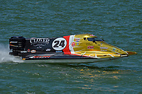 Spencer Love, (#24)   (Formula 1/F1/Champ class)