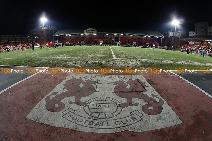 General view of the ground during Leyton Orient vs Morecambe, Sky Bet EFL League 2 Football at the Matchroom Stadium on 7th February 2017