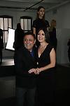 Designer Elie Tahari and Designer Catherine Malendrino Attend Mercedes-Benz New York Fashion Week Autumn/Winter 2013 - Catherine Malandrino Presentation Held at Center 548, NY 2/10/13