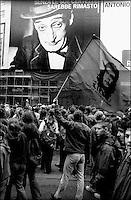 Milano, manifestazione studentesca<br /> Milan, student's demonstration