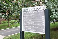 Stuyvesant Town